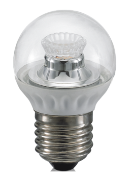 LED Clear G45 Bulb Dimmable