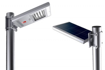 NM 1205 All-In-One Solar LED streetlight