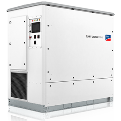 High-power German produced quality central Inverter