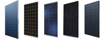 Solar modules of high German quality